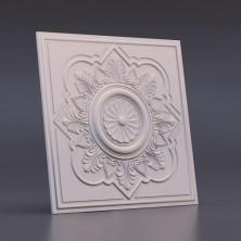 3D панель гипсовая «АЗИЯ» размер 50х50 см
