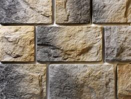 Искусственный камень Древняя крепость