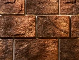 Угловой элемент Древняя крепость