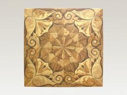 Плитка керамогранитная в стиле барокко.
