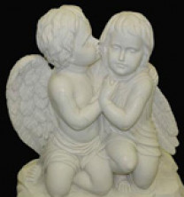 Ангелы из мрамора