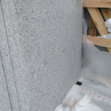 Гранитная плитка Белла Вайт. 600*600*30 мм. Термообработка