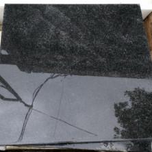 Гранитная плитка 600*400*40 мм.Габбро. полировка