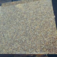 Гранитная плитка 600*600*20 мм. Yellow Rust, полировка