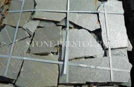 Сланец Златолит серый 1,5- 2 см
