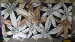 Мозаика ручной работы из натурального камня