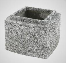 Цветочницы бетонные