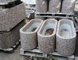 Цветочница бетонная Ц-33 отмыв Берлин