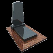 Комплект Памятника на могилу из гранита