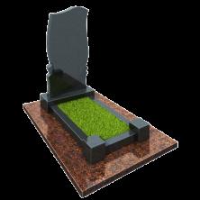 Памятник в сборе
