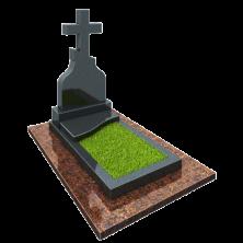 Памятник Крест в сборе