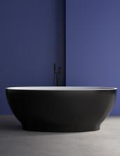 Ванна акриловая отдельностоящая, 165х80 см