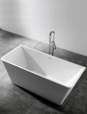 Ванна акриловая отдельностоящая, 170х80 см