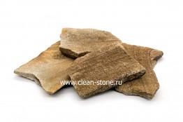 Песчаник Богдановский желто-коричневый