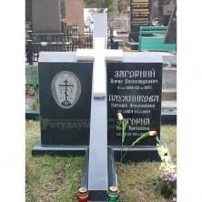 Креативный памятник Крест