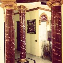 Мраморные и гранитные колонны