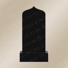Памятник фигурный из Shanxi Black