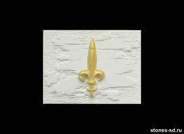 Декоративный камень Fleur de lys