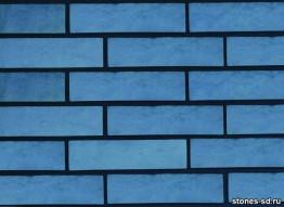 Декоративный кирпич Brick blue