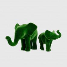 Топиарий  Два слона