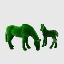 Топиарии Лошадей
