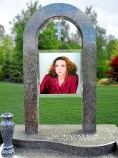 Портреты и таблички на стекле