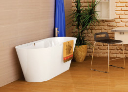 Овальная ванна Лорейн