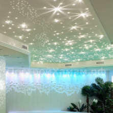 Звездное небо для хамама с кристаллами Crystal Star (золото)