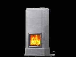 Классическая современная печь - камин