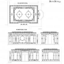 Дизайн Проект Декорирования Лепниной Интерьера