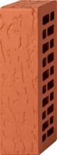 Кирпич лицевой красный дуб 0,7NF