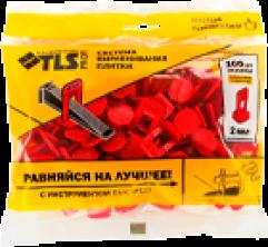 Зажимы TLS-Profi 2 мм