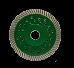 Турбо диск для гранита, бетона Premium с бесшумным корпусом D115