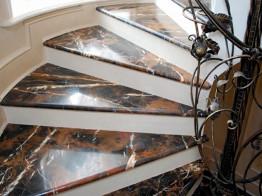Лестница из мрамора Микеланджело