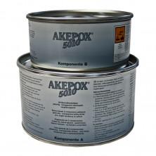 Клей Akepox 5010 эпоксидный желеобразный прозрачно-молочный, Akemi