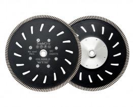 Алмазный отрезной диск TRADECITY TURBO AH. серия Sorma D230