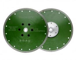 Алмазный отрезной диск TRADECITY серия GREEN LINE D230