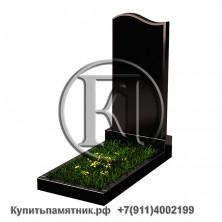 """Памятник на могилу """"Волна"""" 100/50/5"""