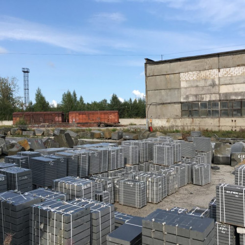 Власти Карелии продают подаренный камнеобрабатывающий завод