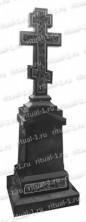 Крест на могилу резной