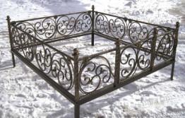 Ограда Элегия с цоколем