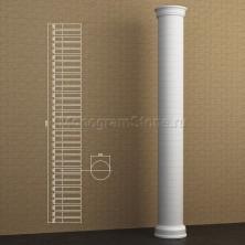 Колонна 640х5120 мм