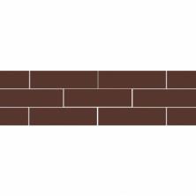 Paradyz Natural Brown (Plain) плитка фасадная гладкая 6,6×24,5