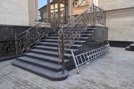 Мотаж Лестницы и ступени
