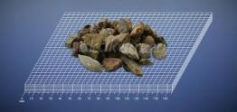 Гравийный щебень 0-40 (1 т)