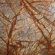 Ступени из мрамора BIDASAR BROWN