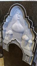 Памятник из гранита Форма Церковь