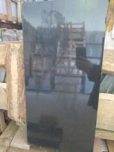 Плитка гранитная Абсолют блэк 600×300×20