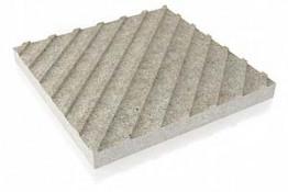 Тактильные плиты с диагональными рифами из гранита