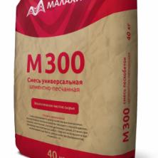 СУХАЯ СМЕСЬ М300 «МАЛАХИТ» ПЕСКОБЕТОН ГОСТ 28013-98